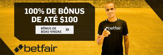 Betfair bonus esportivo
