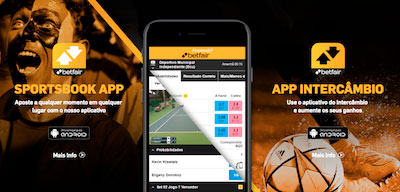 App Betfair Exchange